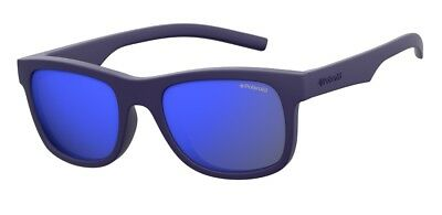 Occhiali da sole Sunglasses Polaroid PLD 8020 CIW KIDS POLARIZZATO INDEFORMABILE