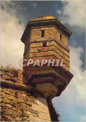 Modern Postcard Guillestrois the High Alps Images of France the Watch tower of