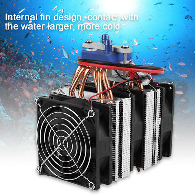 DC 12V Thermostat Chiller Cooler Heater Temp Control Thermometer for Aquarium