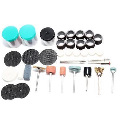 105x Grinding Sanding Polishing Rotary Engraving Tool Wheel Accessory Kit Set_Pr
