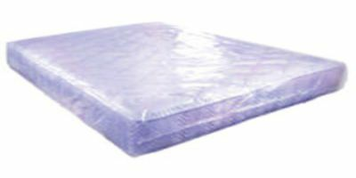 1 Plastic Furniture Cover For Mattress King Size CLEAR Removal Moving Storage