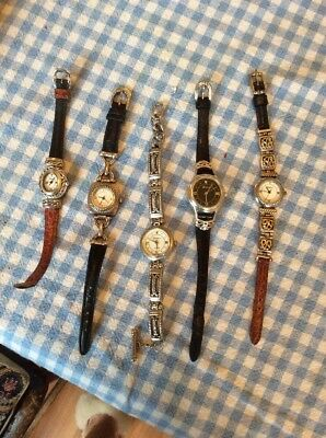 Lot Of 5 !  Brighton Watches