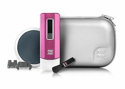 No No Hair Removal System PINK FACTORY REFURBISHED Latest Model - Full Warranty