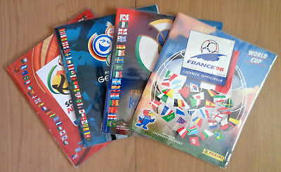 5 Pack Panini Albums and Magazines Soft Plastic protector sleeve, 23.5 x 27.5 Cm