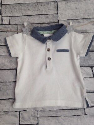 Baby Boys Top Age 3-6 Months