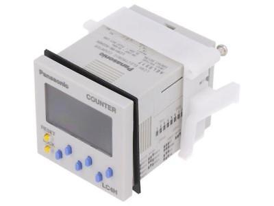 lc4h-r6-ac240v COMPTOIR ELECTRONICAL display2x LCD count.signal type panasonic
