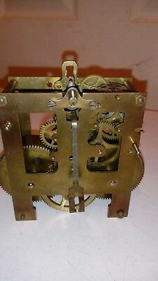 Nice Gustav Becker Clock Movement