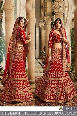 Special Designer Indian Lehanga Choli Bollywood Collection Beautiful Party Wear