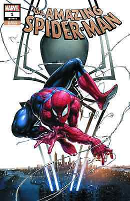 AMAZING SPIDERMAN 1 vol 5 2018 CLAYTON CRAIN COVER A VARIANT NM