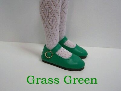 "LT GREEN Canvas Tennis Doll Shoes For 14/"" Kish Chrysalis Lark Raven Piper Debs"