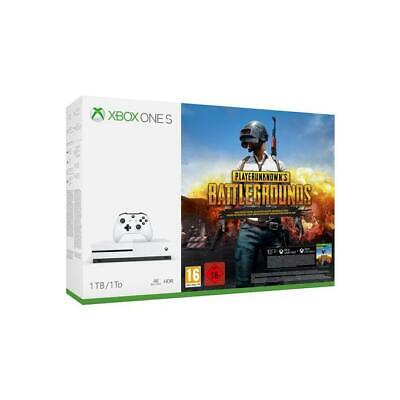 Console Xbox One S 1 TB Playerunknown's Battlegrounds Limited Bundle