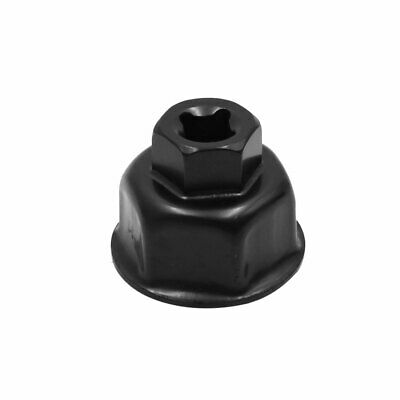 6.5cm//2.56inch Cup Type Oil Filter Cap Wrench Socket Removal Tool for Car