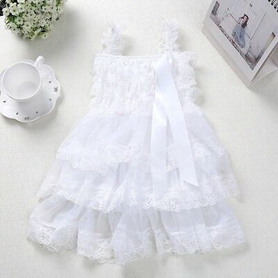 Christening Baptism Suit Or Dress Fits 0-6 Months New. Ships From Usa In 1-3 Day