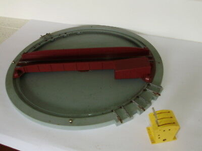 Triang Hornby R.408 Electric turntable. Good working order. OO Scale. No box
