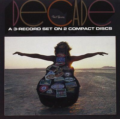Neil Young - Decade, 2CD New