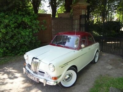 Riley First Registered 21/07/1961