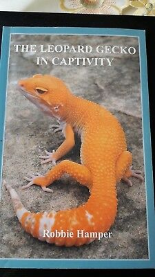 The Leopard Gecko in Captivity Taschenbuch 2004