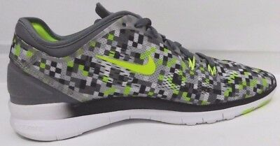 best sneakers 2e706 74926 Nike Women s Free 5.0 Tr Fit 5 Prt Training Shoe SZ 7 704695-015