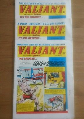 Valiant Comics 1964 & 1965
