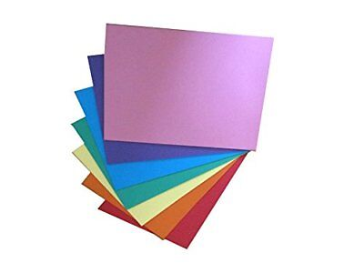 House of Card and Paper RAINBOW A3 220 GSM Coloured Card Pack of 25