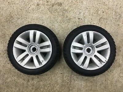 TGA Eclipse Rear Wheels Mobility Scooter Spare Part