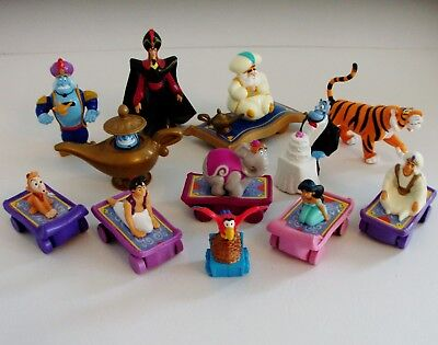 Disney Aladdin Toy Figure Bundle