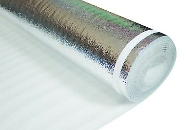 3in1-3mm thick-400sqft Thermal/Acoustic UNDERLAYMENT-laminate,vinyl,WPC,Hardwood