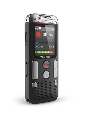 Philips DVT2510/00  Voice Tracer With 2 Mic Stereo Recording