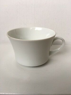 Bidasoa Espana Blanco Porcelain Tea Cup Only by Block Made in Spain