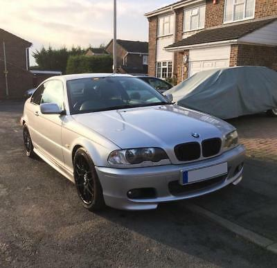 Bmw 3 Series E46 Coupe Convertible M Sport Breaking - Engine Clip
