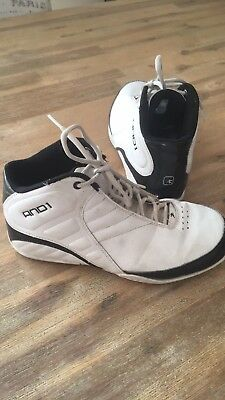 And 1 Kids Basketball Shoes Size 6