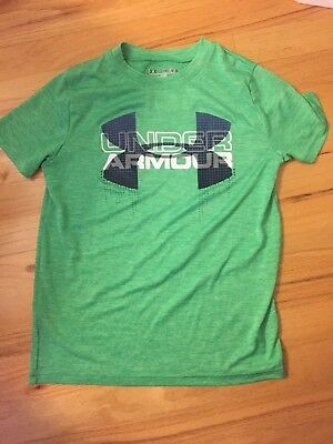 NWOT Under Armour Boys T-Shirt Youth Mecium