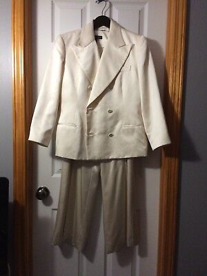 Ladies Ralph Lauren 3 Piece Silk Suit