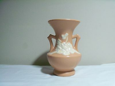 Weller Vase Cameo Colored Double Handled 999 Picclick