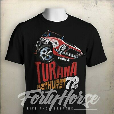Holden Shirt/Hoodie - Torana LJ Bathurst 72 (Babies, Kids, Youth, Womens, Mens)