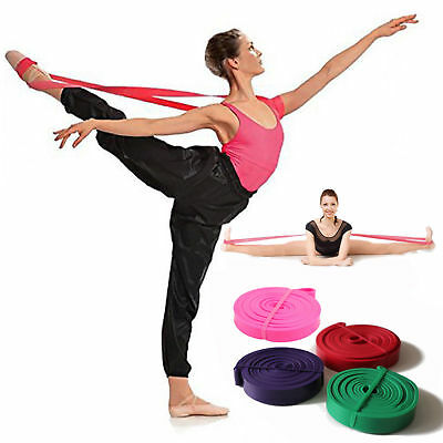5 Colors Ballet Stretch Band for Ballet, Dance, Gymnastics Stretch Strap Relax