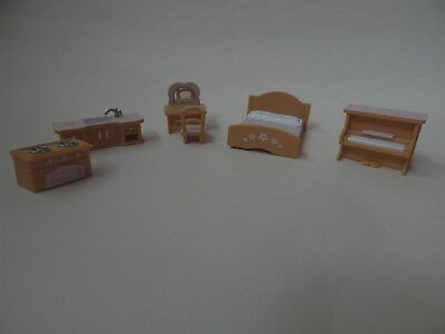 Sylvanian Families - Windmill baby furniture - Epoch