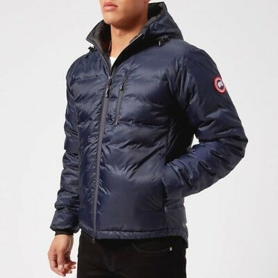 Brand New w/ Tags Canada Goose Lodge Hoody Admiral Blue size S