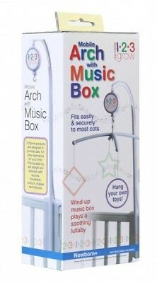 123 Grow Mobile Arch and Music Box