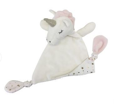 Lily and George Stardust the Unicorn Comforter