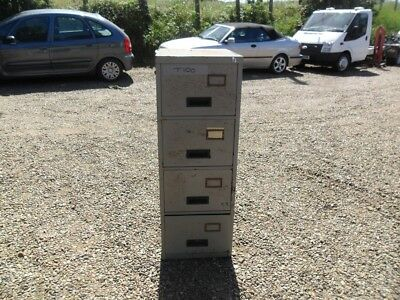 Industrial Retro Distressed Filing Cabinet Grey Too Good To Chuck,
