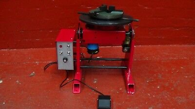 30 Kgs Welding Positioner. UK Seller. UK Stock. Price includes VAT
