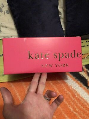 KATE SPADE New York Library Lane Platinum NIB Place Setting 5 pieces