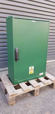 GRP Electric Enclosure, Kiosk, Cabinet, Meter Box, Housing (W530, H800, D245)mm