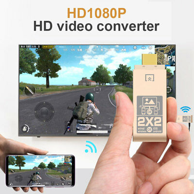 HDMI Wireless Easy Sharing Smart Airplay DLNA Phone Display Receiver