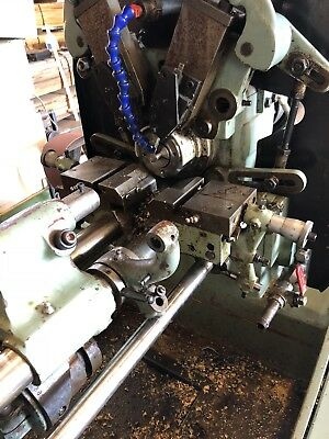 Lico Lathe Screw Machine Kitagawa Draw Tube