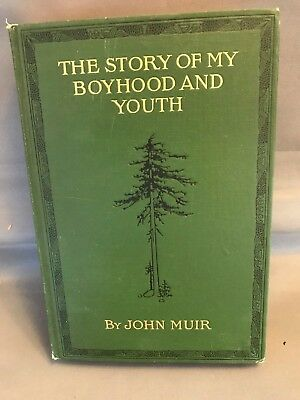 Antyki i Sztuka My First Summer in the Sierra by John Muir New Deluxe Hardcover Classics