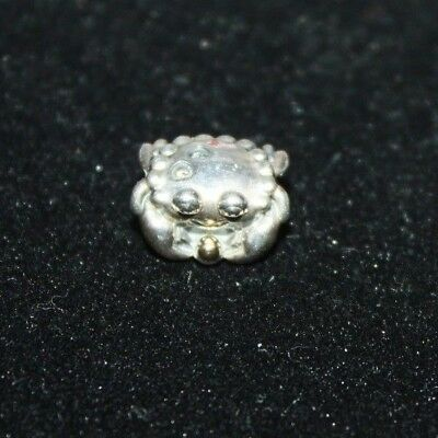 106ab9001 ... reduced pandora sterling silver retired happy crab charm w 14k overlay  791135 06hil 6a391 8e4a2 ...
