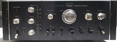 Sansui AU-11000A Stereo Integrated Amplifier - vintage 1977, recently serviced.
