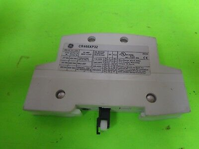 General Electric CR460XP32 2p 30a breaker contactor lighting ge